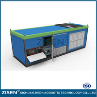 Prefabricated House For Gas Turbine Steam