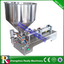 Pneumatic Liquid Filling machine bottling machine for water, oil ,juice shampoo