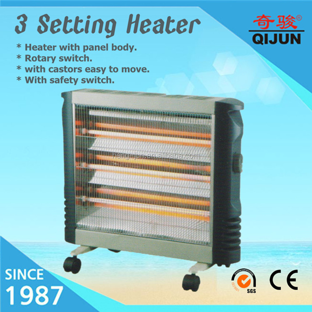 Electric Room Heater Fan Fashion Design Convection Heater