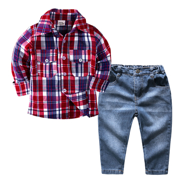 Autumn New Clothing Sets Casual Children's Wear wholesale children clothes set boy kids clothes boys set