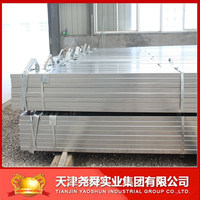 HGH QUALITY GALVANIZED STEEL PIPE