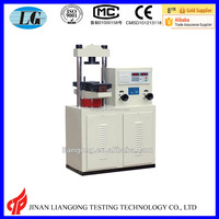 digital display cement testing equipment/concrete compression test machine/press strength tester