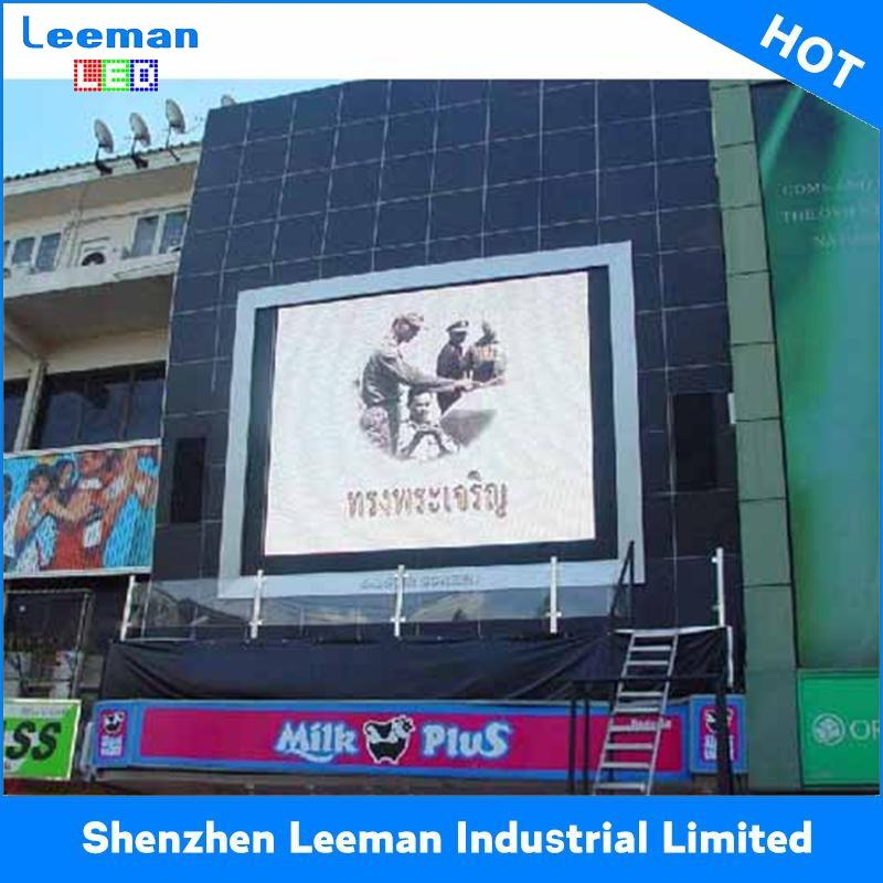 outdoor rgb panel ledwall p3 led programmable billboard