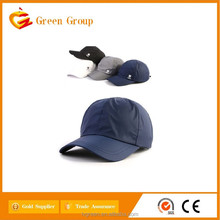 2017 China wholesale fashion high quality 100% cotton hat custom designed for golf
