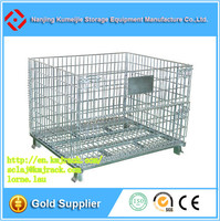2015 Hot Sale Collapsible Wire Mesh Container