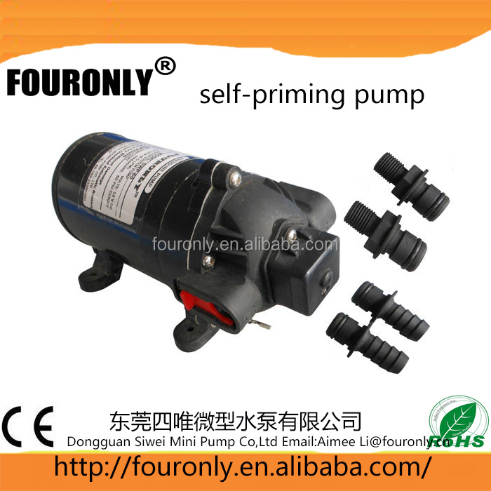 Fouronly high pressure water pump ,mini booster pump for Yacht water system pressurized