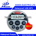 marine MP3 player use in marine/bathroom/golf cart H-804