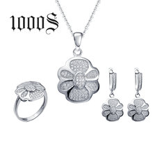 Jewelry Sets Dubai Custom jewelry set , 2016 Christmas Snow gift for women