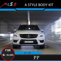 Car Styling High Quality Perfect Fitment Body Kits for Mercedes Benz ML350