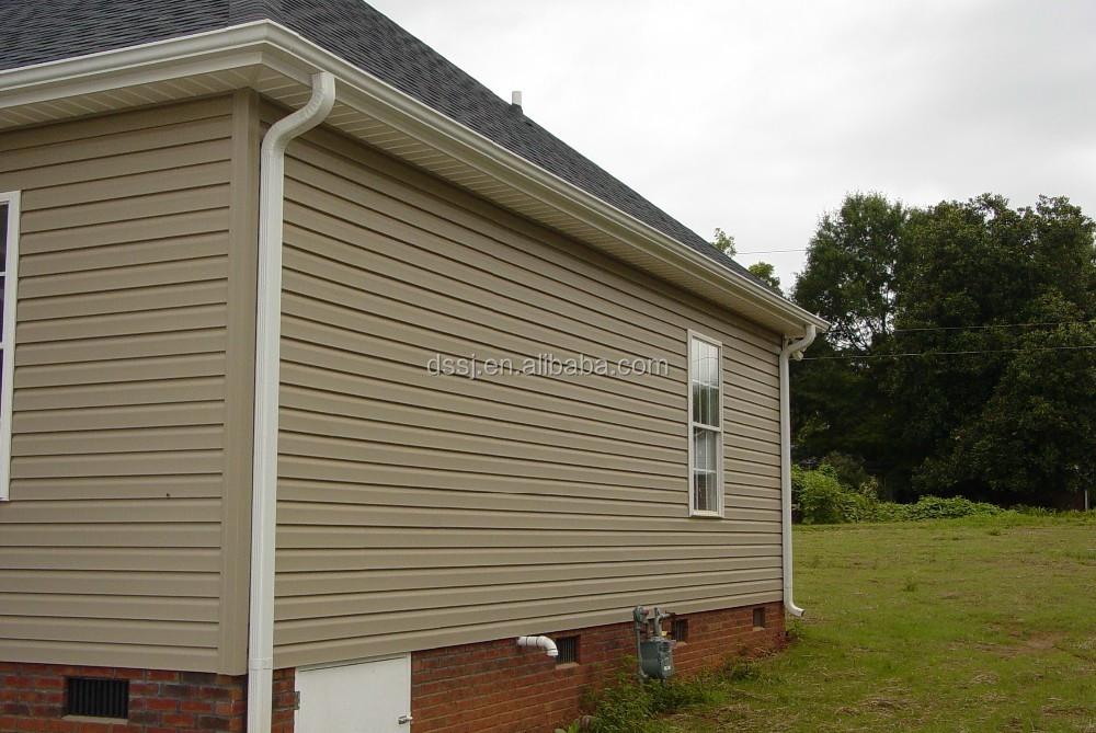 High Quality Aluminum Water Gutter For Roof Aluminum Rain