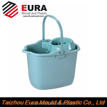 mop bucket muld, new design hot sell plastic mop bucket mould