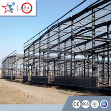 China supplier modular warehouse steel/steel warehouse building kit/structural steel frame warehouse construction for sale