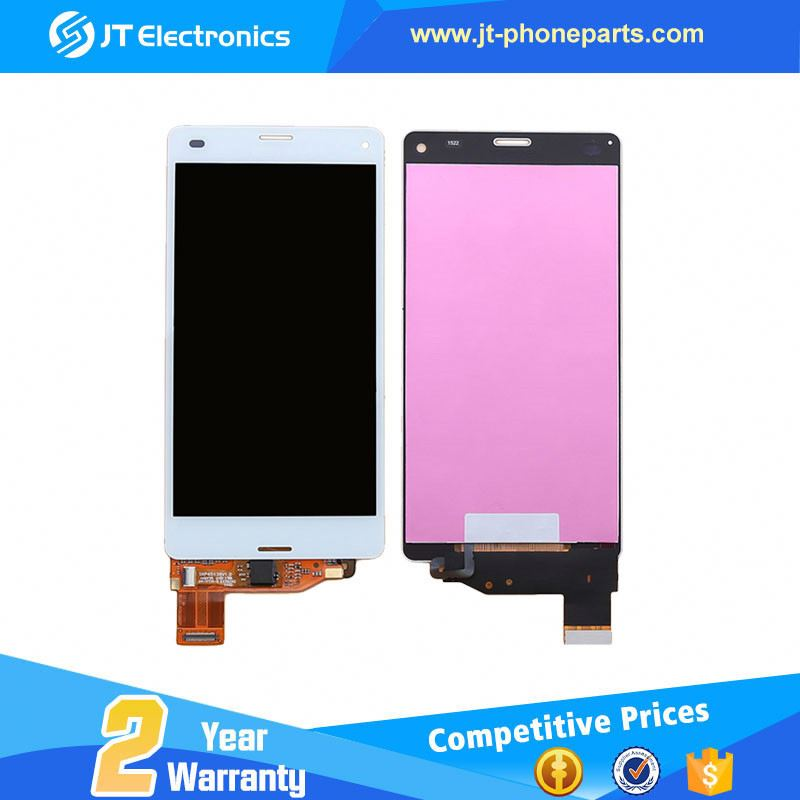 Wholesale lcd screen for sony,touch display digitizer lcd for sony xperia zr c5502 c5503