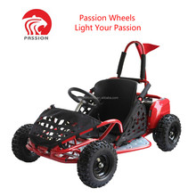 Passion hot brushless 1000w electric off road go kart for children