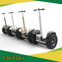 Eswing 63v brushless motor free running big 2 wheel electric scooter Adult 2 wheel High quality battery powered scooter