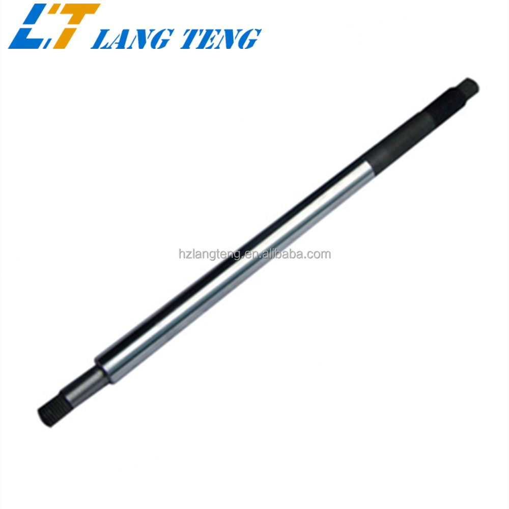 OEM CNC Machining Shock Absorber Piston Rod Auto Spare Parts
