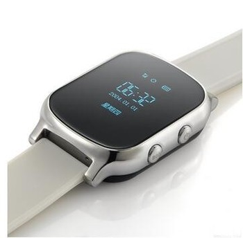 New arrival 0.96 inch OLED display smart watch for kids T58 MTK6261D