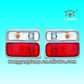Tail light of Toyota Coaster bus parts