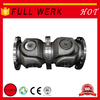 FULL WERK SWC-I 58 C-128 industrial omega coupling with flange yoke