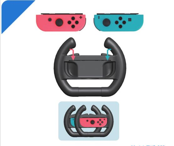 Steering Wheel for Nintendo Switch-Joy-Con wheel