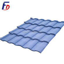 2017 Competitive Price Stone Coated Metal Roman Roofing Sheet Tiles