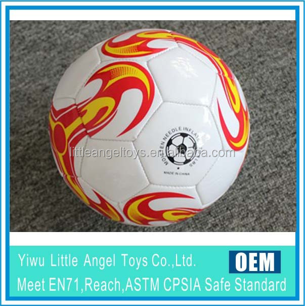 promotion Machine stitched soccer ball/football #5