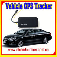 Waterproof GPS vechicl Tracker Vehicle GPS Tracker With Acceleration Alarm