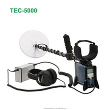 The world's best underground metal gold detector by china coal group TEC 5000
