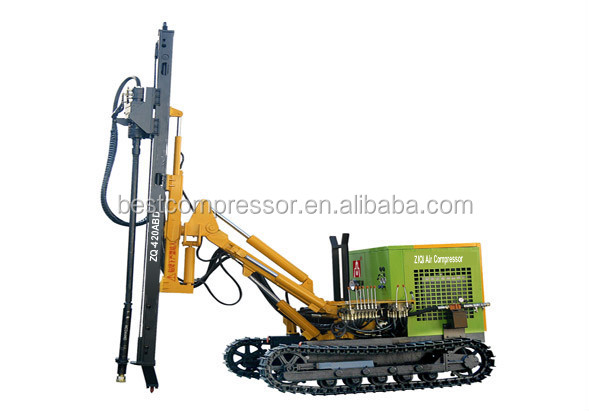 The Hydraulic Walking Type DTH Drill Rig Of Price