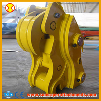 Hydraulic Excavator Bucket Quick Couplers for EX200-1