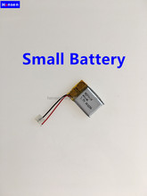 3.7v 40mah small lithium polymer 231419 best quality lipo bluetooth headset battery