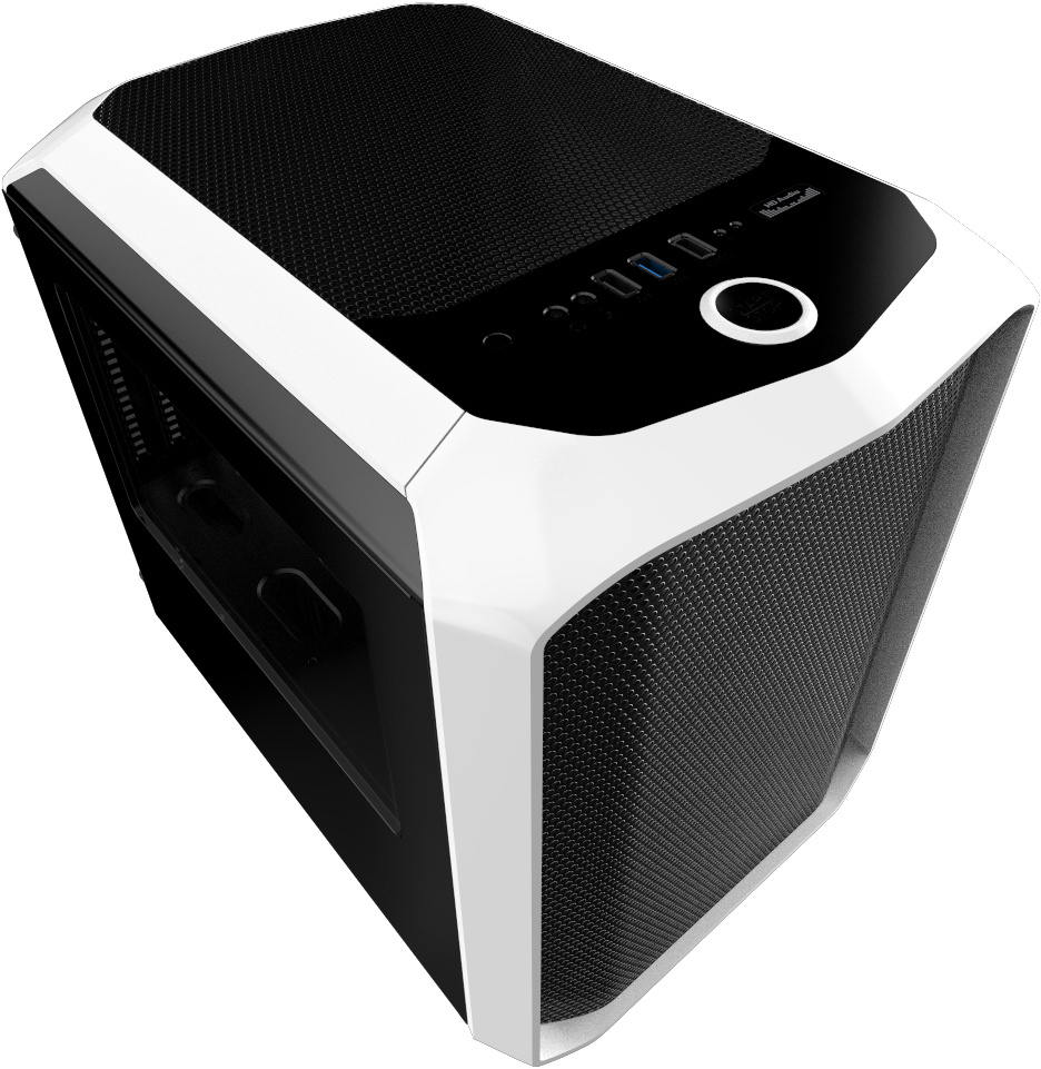 Fashion Design Cube Micro ATX / Mini ITX True Gaming Computer Case