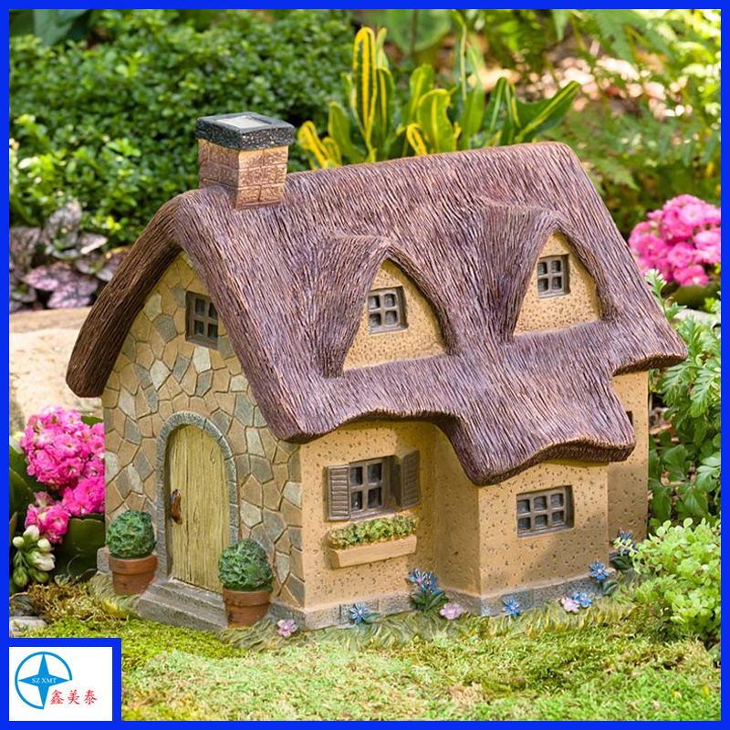 Miniature Home Garden Decoration House Fairy