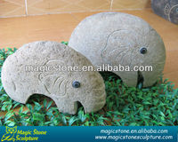 wild sculpture small stone animal carving