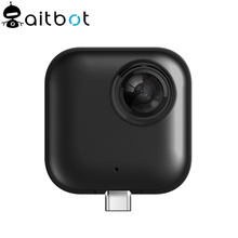 Aitbot HD Dual Lens 360 degree Panoramic Camera mini VR camera