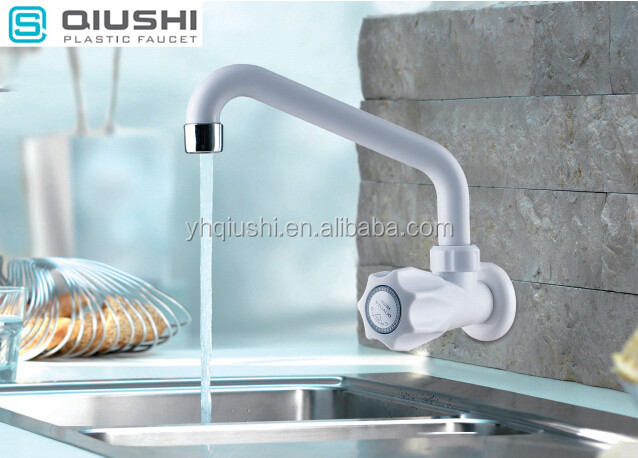 2017 pvc fitting and kitchen sink mixer tap faucet in plastic material ( G-02)