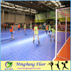 Outdoor/Indoor Interlocking PP Football Futsal Soccer Court Flooring