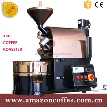 coffee bean roasting machine with great quality 1kg