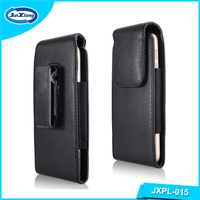 2016 hot selling leather phone case for iphone 6 with belt clip holster