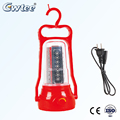 rechargeable led home emergency camping light