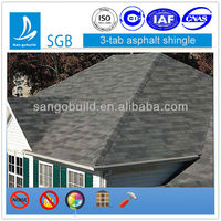 low price 3 tab asphalt shingle