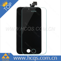 For iphone 5 LCD,For iphone 5 LCD assembly without bad connectors and pixels,OEM wholesale for iphone 5 display