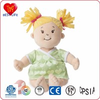 Wholesale Cute Design Lovely Girl Stuffed