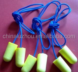 safety products safety pu ear plugs foam polyurethane injection automatic machine
