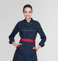 Long Sleeves Chef Jackets