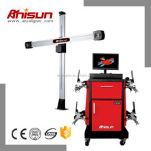 3D sunshine wheel alignment equipment with CE