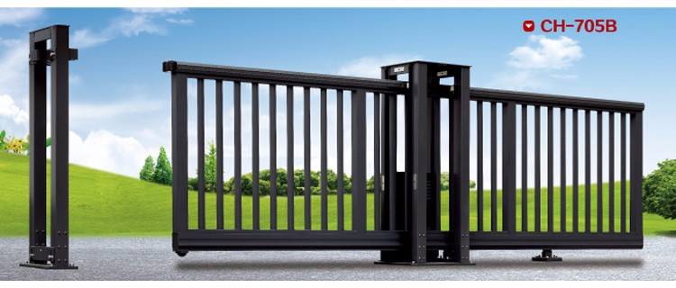 Nice design automatic sliding gates buy