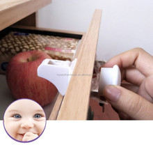 Magnetic Magnet Baby Adhesive Mount Cabinet Drawer Child Safety Lock
