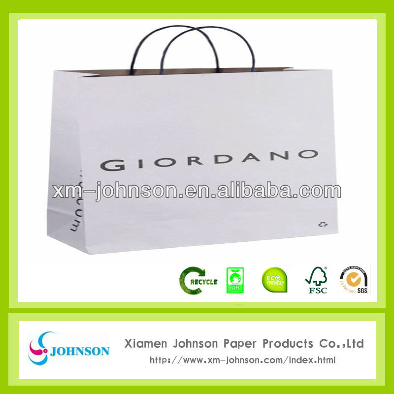 Wholesale china manufacture made wax lined paper bags