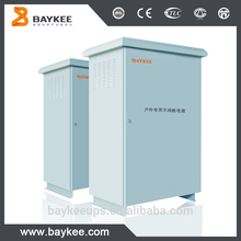 outdoor equipment telecom UPS battery storage rack cabinet